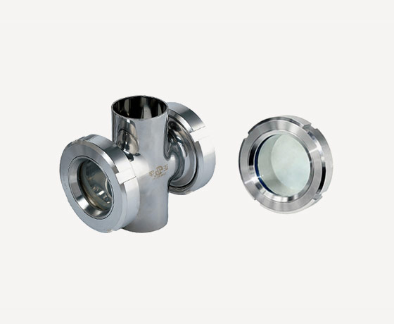 Union Inspection Hole Sight Glass